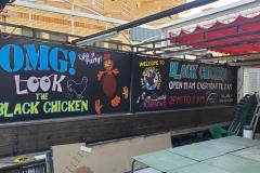 Black Chicken Refurbishment