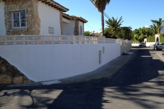Wall Repair Costa Blanca