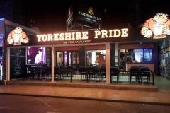Yorkshire Pride Refurbisment Benidorm