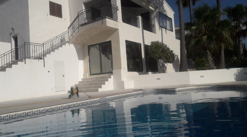 Villa refurbishment Costa Blanca